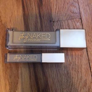 Urban Decay Stay Naked Foundation & Concealer